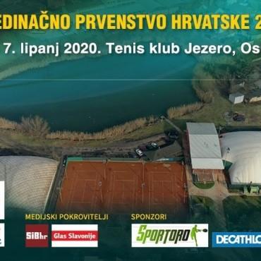 Pojedinačno prvenstvo Hrvatske 2020, TK Jezero