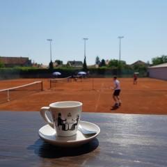 Tenis klub Jezero Osijek kava