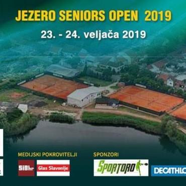 Jezero Seniors Open – Osijek 2019